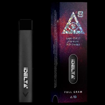 iDelta8 Disposable Vape Cartridge - Full Delta 8 THC