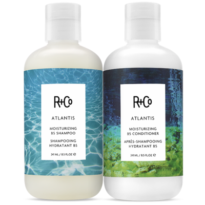 ATLANTIS Moisturizing B5 Shampoo + Conditioner Set