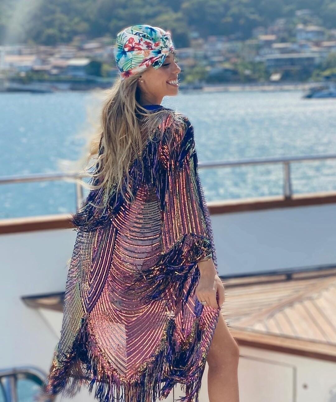 The Queen Kimono - Luxury Kimono - Kimono de la Reina