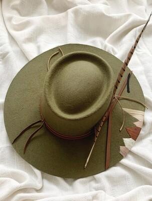 Golf Cordobes Hat - Cordoban Hat