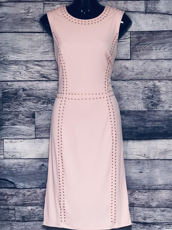 New PHILOSOPHY Cut & Sew Blush Pink w/ Copper Accent Medium