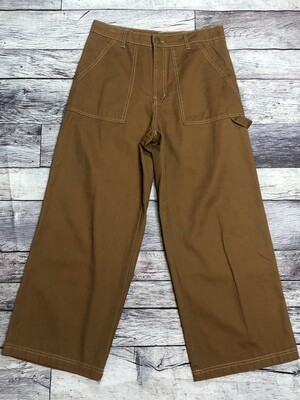 WILD FABLE Brown Wide Leg Pants size 10