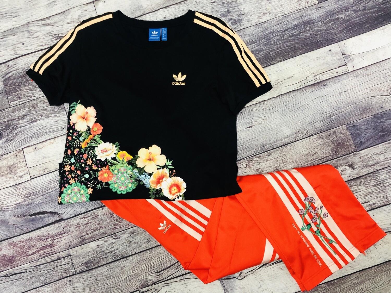 "2pc ADIDAS ""Aint No Sunshine"" Shirt & Pant Set size Small"