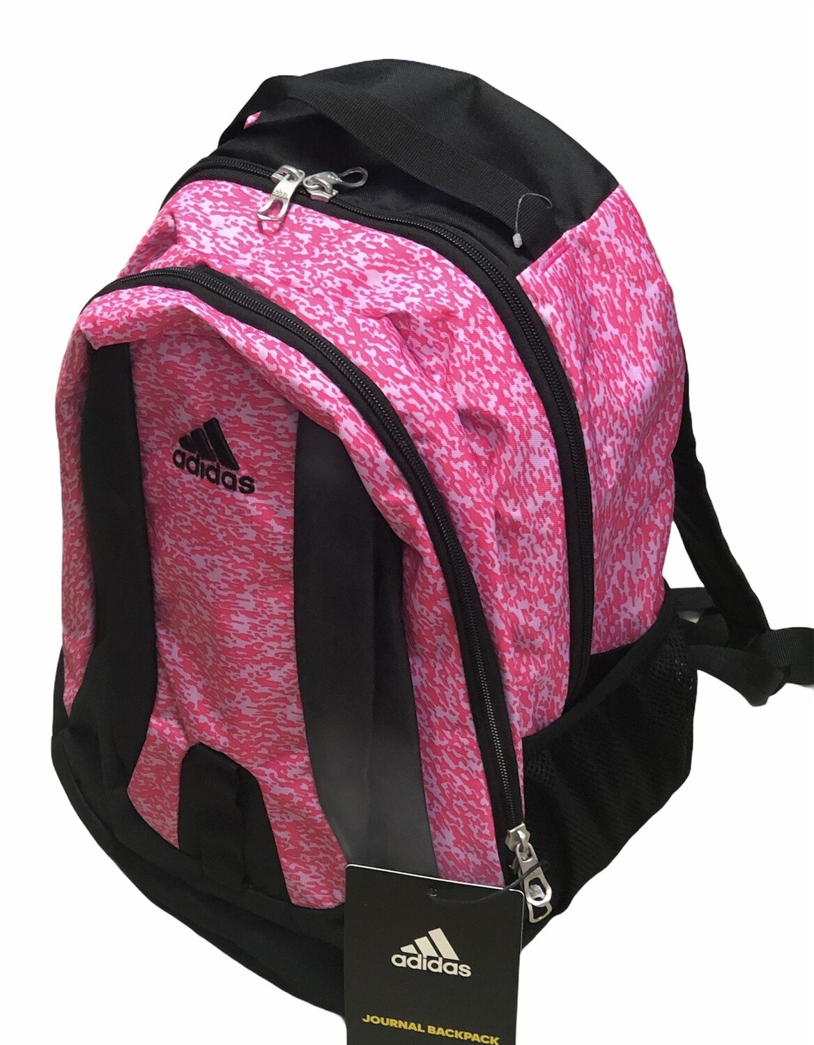 New ADIDAS Shock Pink Journal Backpack
