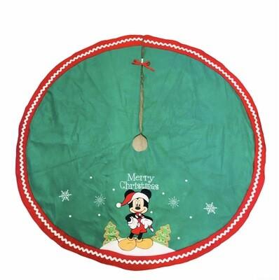 MICKEY MOUSE Christmas Tree Skirt 47