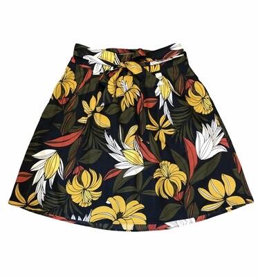 New ANN TAYLOR Floral Pocket Skirt size 8 $79