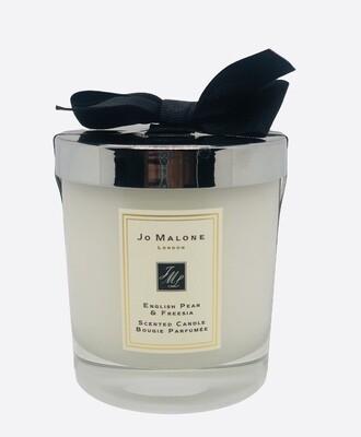"JOE MALONE English Pear & Freesia Candle 200g 2.5"" Sealed"