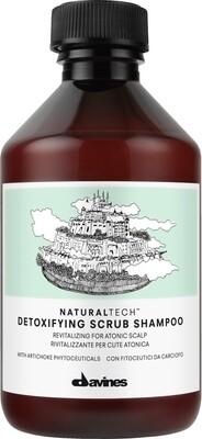 Detoxifying Scrub Shampoo 250 ml