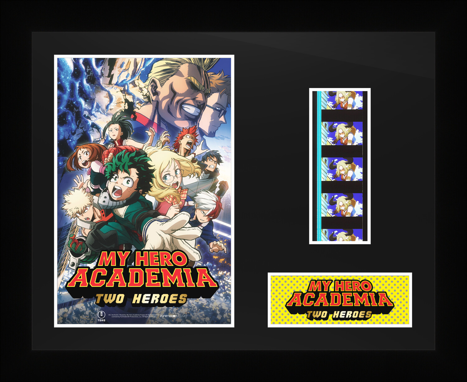 My Hero Academia: Two Heroes