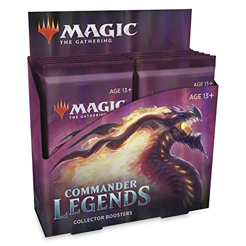 Magic the Gathering - Commander Legends Collector Booster (Pre-Order)
