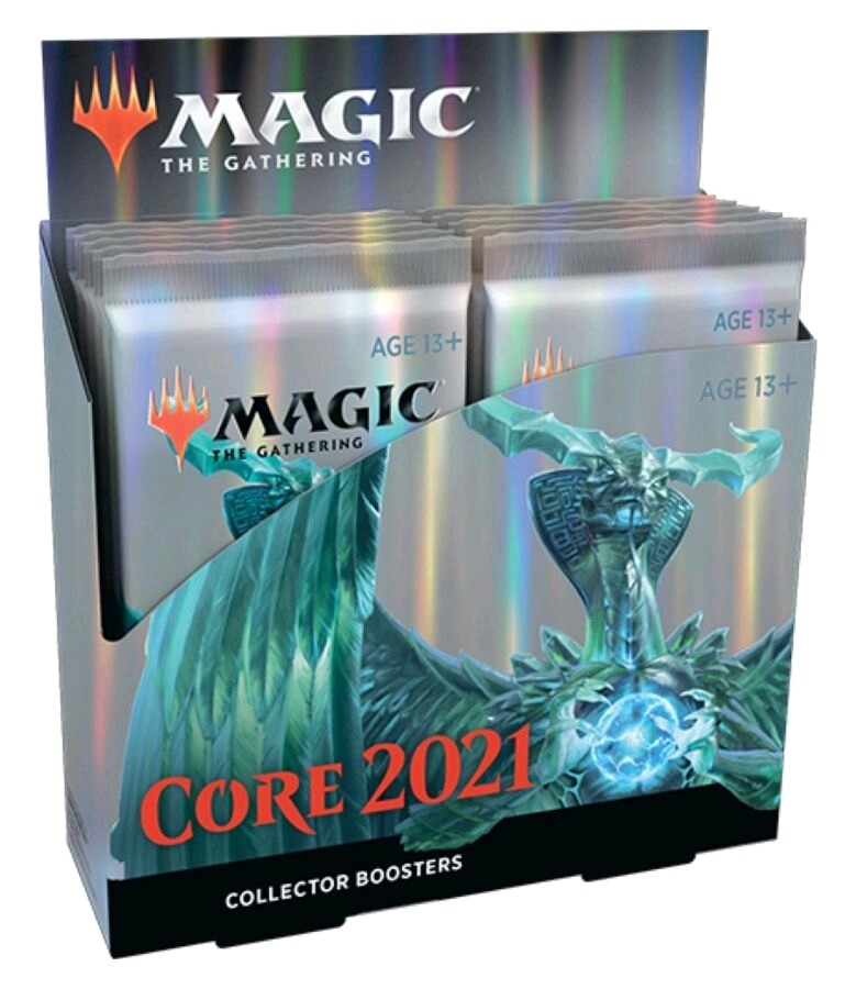 Magic the Gathering - Core 2021 Collector Booster