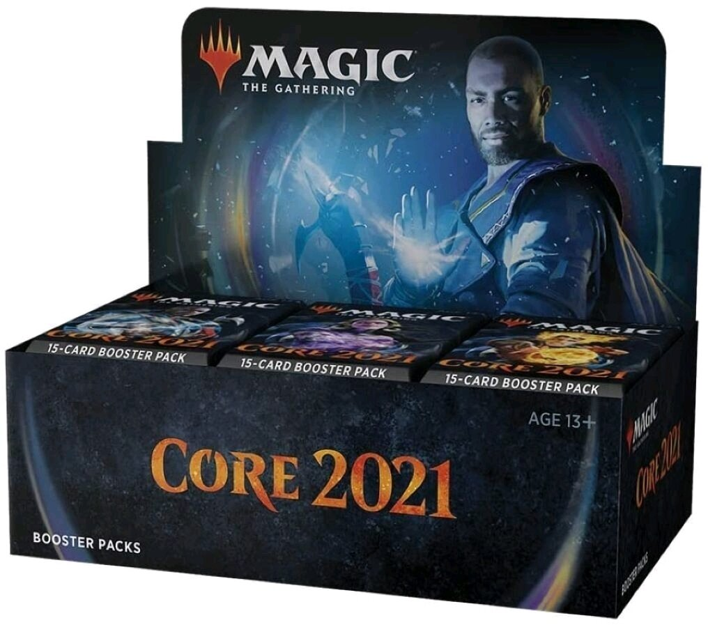 Magic the Gathering - Core 2021 Draft Booster