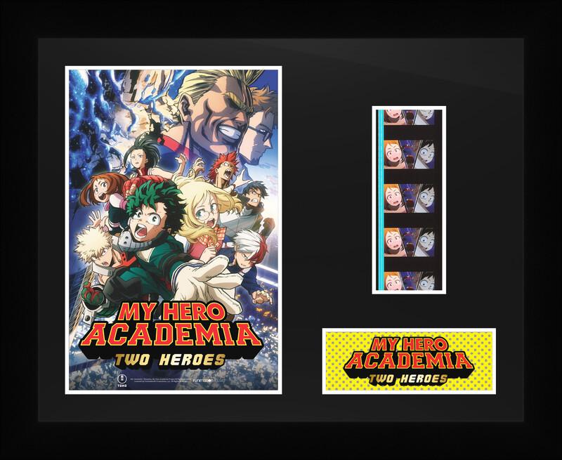 My Hero Academia: Two Heroes