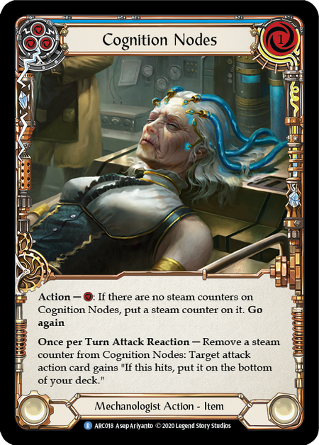 Cognition Nodes - Unlimited (Rainbow Foil)