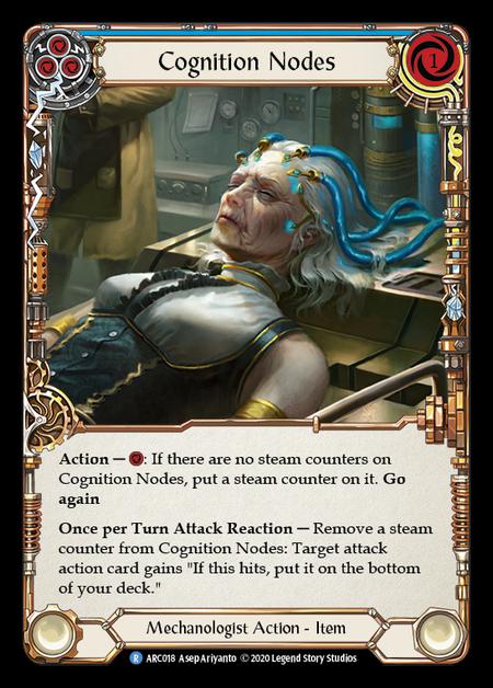 Cognition Nodes - Unlimited