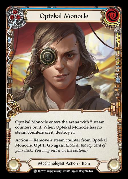 Optekal Monocle - Unlimited