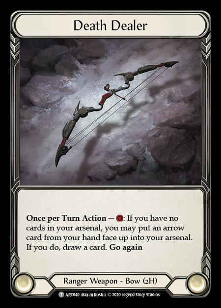Death Dealer - Unlimited (Cold Foil)