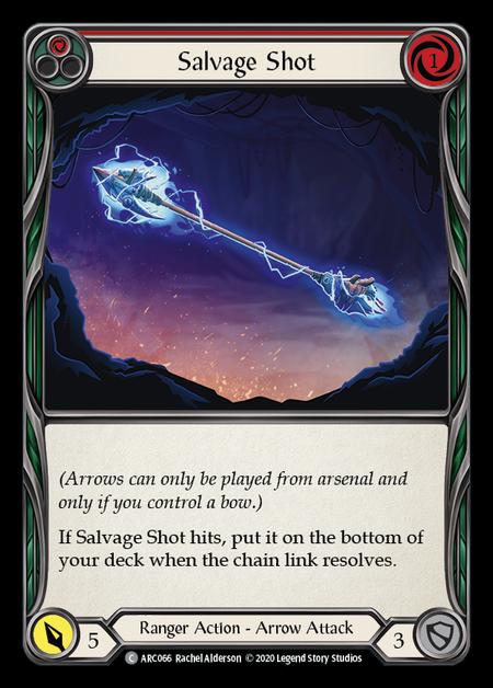 Salvage Shot - Unlimited (Rainbow Foil)