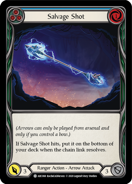 Salvage Shot - Unlimited