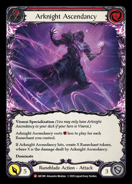 Arknight Ascendancy - Unlimited