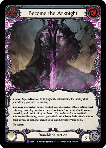 Become the Arknight - Unlimited (Rainbow Foil)