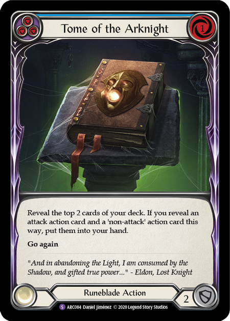 Tome of the Arknight - Unlimited (Rainbow Foil)
