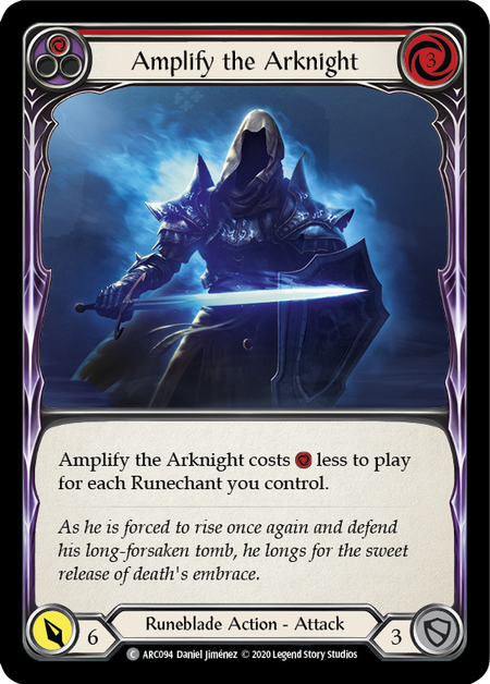 Amplify the Arknight - Unlimited (Rainbow Foil)