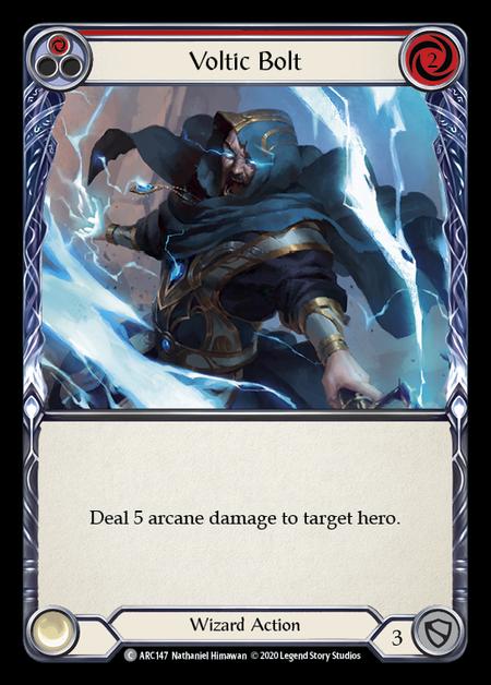 Voltic Bolt - Unlimited