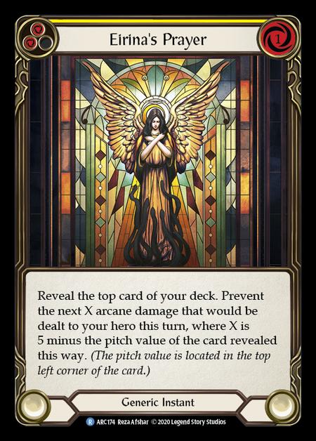 Eirina's Prayer - Unlimited (Rainbow Foil)