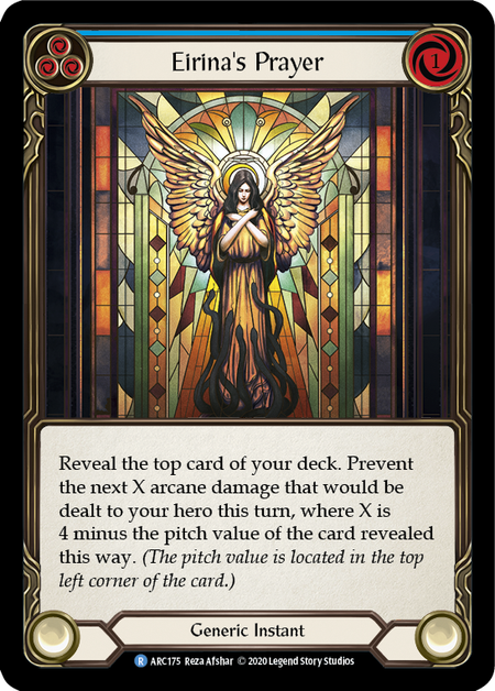 Eirina's Prayer - Unlimited (Rainbow Foil)