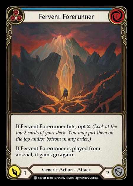 Fervent Forerunner - Unlimited