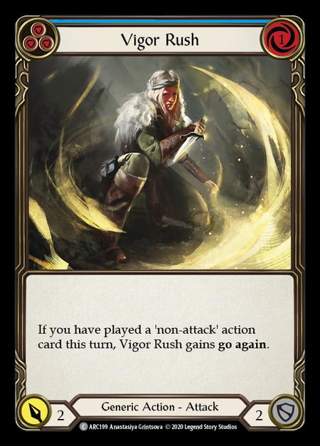 Vigor Rush - Unlimited