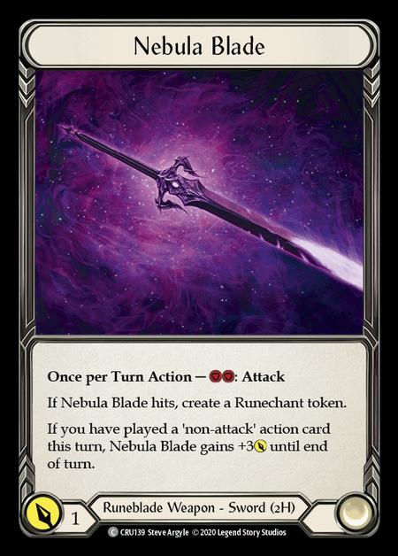 Nebula Blade