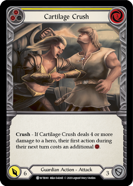 Cartilage Crush - Unlimited (Rainbow Foil)