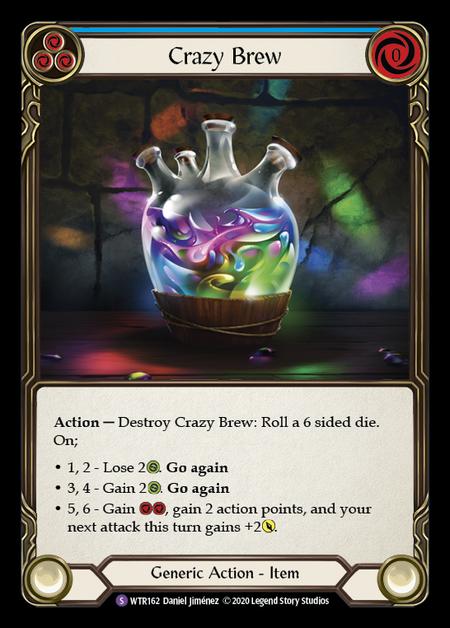Crazy Brew - Unlimited (Rainbow Foil)