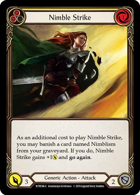 Nimble Strike - Unlimited