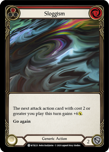 Sloggism - Unlimited (Rainbow Foil)