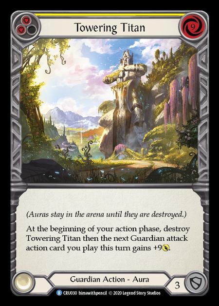 Towering Titan(Rainbow Foil)
