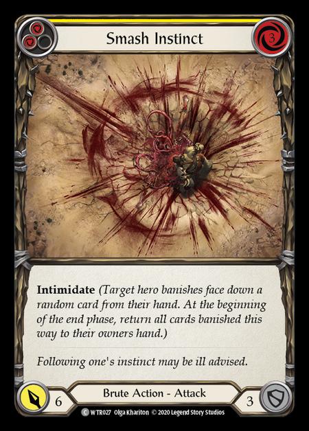 Smash Instinct - Unlimited