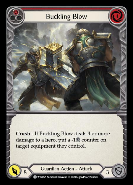 Buckling Blow - Unlimited