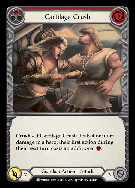 Cartilage Crush - Unlimited (Rainbow Foil)