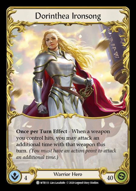 Dorinthea Ironsong - Unlimited