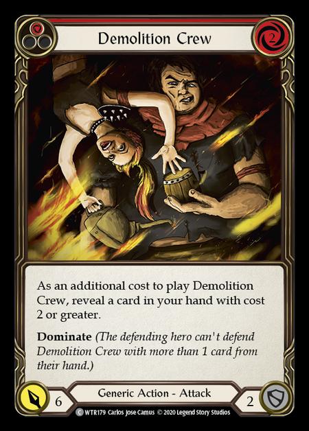 Demolition Crew - Unlimited