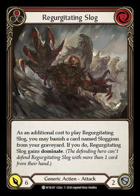 Regurgitating Slog - Unlimited
