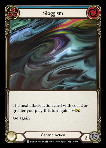 Sloggism - Unlimited (Rainbow Foil)