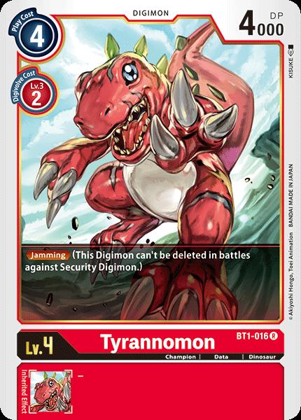 Tyrannomon