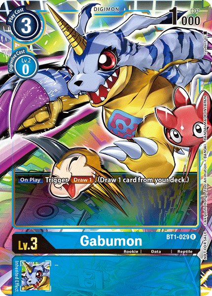 Gabumon (Alternate Art)