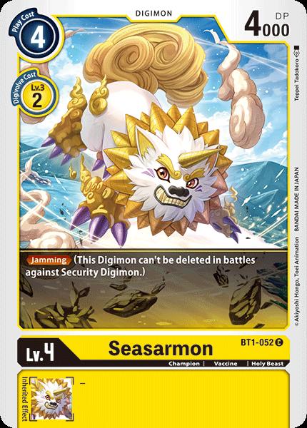 Seasarmon