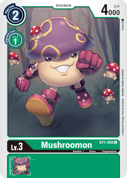 Mushroomon