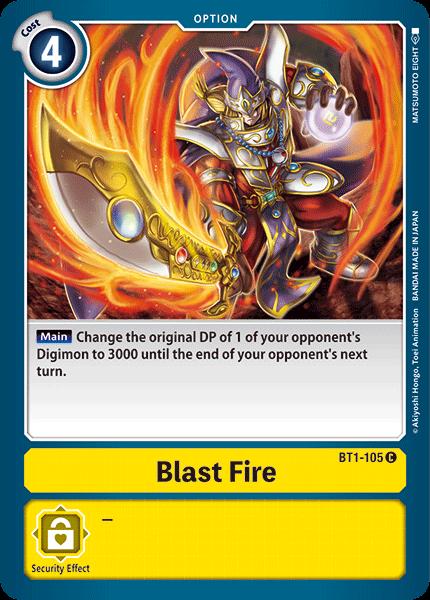 Blast Fire